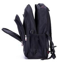 New Black Men Laptop Backpack Sport bag  Outdoor /School /Travel