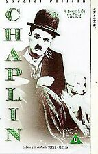 Charlie Chaplin: A Dog's Life / The Kid (Special Edition) [VHS], Good VHS, May W