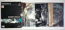 SILENT HILL 2 LIMITED EDITION PS2 ITALIANO PLAYSTATION 2 COMPLETO + CARTOLINA
