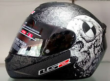 LS2 Helmets - FF352 - Test Machine Matt - Full Face Imported Motorcycle Helmet