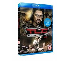 Official WWE - TLC Table, Ladders & Chairs 2015 Event Blu Ray