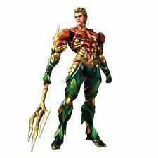 "AQUAMAN - 10"" Aquaman Variant Play Arts Kai Action Figure (Square Enix) #NEW"