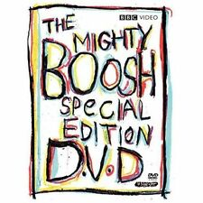 THE MIGHTY BOOSH SPECIAL EDITION DVD BOXED SET(Seasons 1-3) BRAND NEW