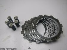 11 KX250F KX 250F KXF250 clutches clutch plates fibers springs kit   168
