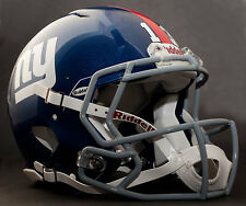 ODELL BECKHAM JR. Edition NEW YORK GIANTS NFL Riddell SPEED Football Helmet