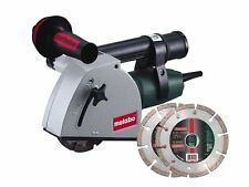 Metabo MFE 30 Diamante Pared Chaser 1400 vatios 240 Voltios Nuevo