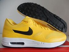 NIKE AIR MAX 1 HYPERFUSE ID YELLOW-WHITE-BLACK SZ 11 [823374-993]