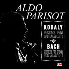 Sonata For Solo Cello In B Minor - Aldo Kodaly / Parisot (2015, CD NEU)