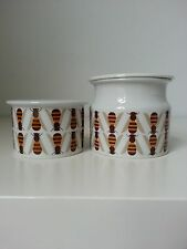 Arabia Finland, honey Jar, Pomona jelly jam jar