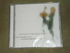 Kate Stenberg & Eva-Maria Zimmermann Scenes from a New Music Séance sealed