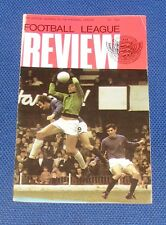 Football League Review 1970-1971 Ajax/Lincoln City