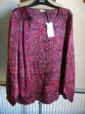 Long Sleeve Shirt Blouse, Size 22, M&S, BNWT, Orig. £29.50