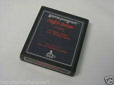 Atari 2600 Game Night Driver for use with Atari 2600 Video Game System