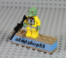 LEGO Star Wars - Bossk Minifigure Bounty Hunter 8097 10221 Slave I Clone