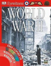 World War II (Eyewitness) (with free clipart cd),