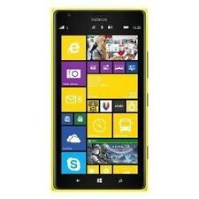 Nokia Lumia 1520 - 16GB - Matte Yellow (AT&T) Smartphone