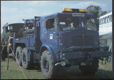 Transport Postcard - AEC Militant 3 Recovery Tractor, Used By East Sussex H948