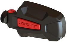"""Pursuit Elite Aluminum Side Mirrors Red 1.75"""" Polaris RZR XP900 XP1000 XP 1000"""