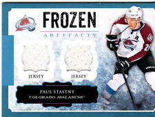NHL Trading Cards----Jersey Card---Peter Stastny---Colorado Avalanche