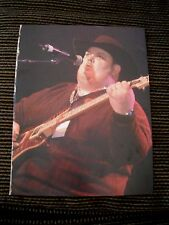 Johnny Hiland Guitarist 12x9 Coffee Table Book Photo Page