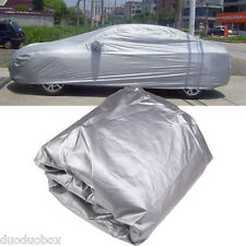 Full Car Cover Waterproof Outdoor Sun UV Snow Dust Rain Resistant Protection XXL