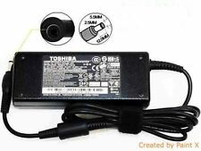 Genuine Laptop Charger Adapter Toshiba Satellite 19V 3.95A A300 A300D L300 L350D