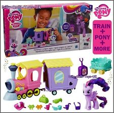 NEW My Little Pony Friendship Express Train Playset & Princess Twilight Sparkle
