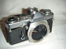 Clean Olympus om-1 SLR Camera Body