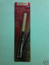 L'Oreal Pencil Perfect Self Advancing Eye Liner LIMITED EDITION BROWN NEW.