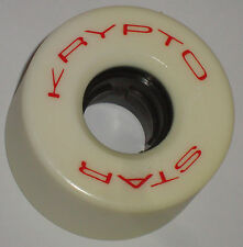 KRYPTONICS Krypto Star Freestyle Roller Skate Wheels  57mm 100a  - NOS