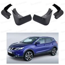 4Pcs Mud Flaps Splash Guard Fender Mudguard for Nissan Qashqai 2014 2015 2016 Up