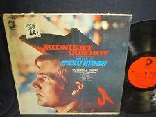 """""""Midnight Cowboy"""" """"Ballad of Easy Rider"""" Downhill Racer"""" LP in SHRINK"""