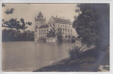 AK Salzburg, Schloss Anif, 1930 Foto-AK