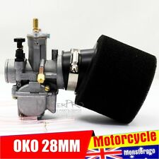 OKO CARBURETOR 28mm for Honda Yamaha Suzuki Kawasaki KTM Trail Bike