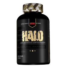 Redcon1   HALO 60 Cap - Build Muscle Fast - Highest Dose Laxogenin - Lean Muscle