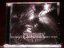 Centinex: Decadence - Prophecies Of Cosmic Chaos CD 2004 Candlelight USA NEW