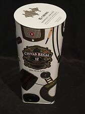 Chivas Regal Scotch Whisky Limited Edition Generosity Amplified LSTN Sound TIN