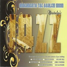 """UNDERNEATH THE HARLEM MOON"" Armstrong, Ellington, Redman etc REXX 336 [2 CD]"