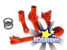 ALUMINUM STEERING ASSEMBLY BELL CRANK OR TRAXXAS E-MAXX 3903 3905 3908 BRUSHLESS