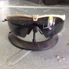 Oakley Si Ballistic M frame 3.0 dark bone w/Grey lenses