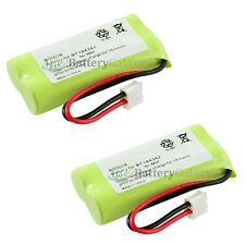 2 Cordless Phone Battery for ATT/Lucent BT-6010 BT-8000