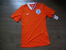 Netherlands Holland 100% Authentic Soccer Player Issue Jersey 2008/09 L Limited