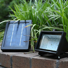 Bright Solar LED Outdoor Garden Decor Spot Flood Light Solar Powered AU