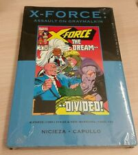 Marvel Premiere Classic X-FORCE: ASSAULT ON GRAYMALKIN HARDCOVER VOL 79