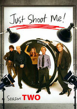 Just Shoot Me!: Season Two (DVD, 2014, 2-Disc Set) New & Sealed - Free Shipping!