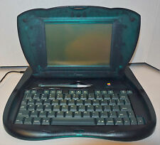Apple Newton eMate 300 Vintage Notebook Computer - BROKEN AS IS