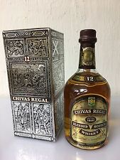 CHIVAS REGAL 12 years old 70cl 40% Vol Blended Scotch Whisky