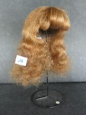 PERRUQUE de POUPEE 100% cheveux T12 (38cm) Longue -50% SUPER PROMO-DOLL WIG