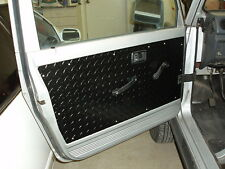 SUZUKI SAMURAI BLACK DOOR PANELS (SET OF 5)