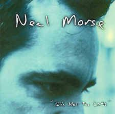 Morse, Neal Its Not Too Late CD